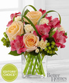 FTD All Aglow Bouquet by Better Homes