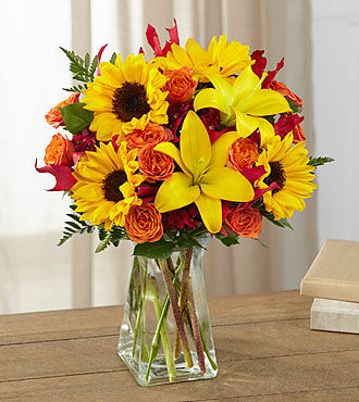 Ftd Harvest Heartstrings Bouquet Same Day Delivery