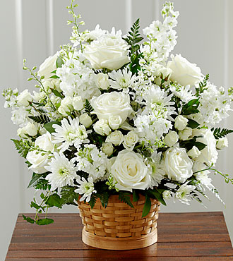 FTD Heartfelt Condolences Arrangement - PREMIUM