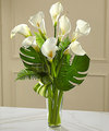 Image of Premium version for FTD Always Adored Calla Lily Bouquet