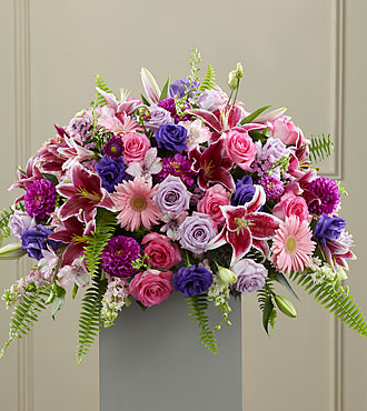 FTD Fare Thee Well Pedestal Arrangement - S26-5001S