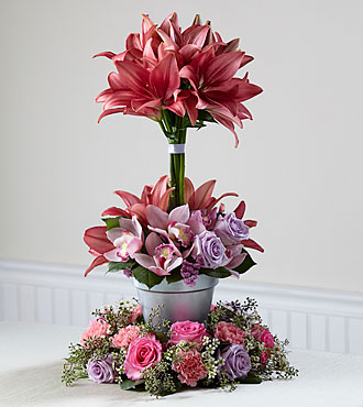 FTD Towering Beauty Arrangement - S24-5005S