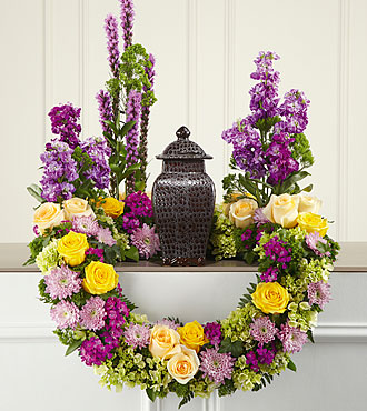 FTD Garden of Grace Arrangement - S32-5020S
