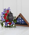 Image of Standard version for FTD Patriotic Tribute Arrangement