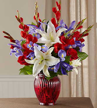 FTD Loyal Heart Bouquet - S43-5028