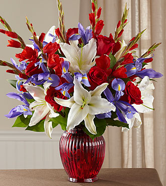 FTD Loyal Heart Bouquet - PREMIUM