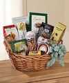 FTD Warmth and Comfort Gourmet Basket