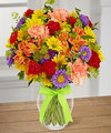 Image of Deluxe version for FTD Light and Lovely Bouquet