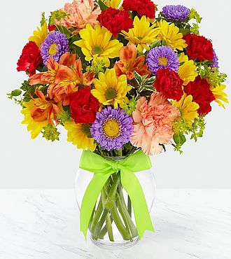 FTD Light & Lovely Bouquet - C6-5035