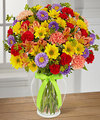 Image of Premium version for FTD Light and Lovely Bouquet