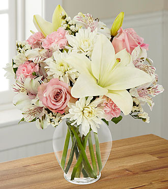 FTD Pink Dream Bouquet - C13-5036