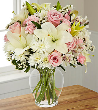 FTD Pink Dream Bouquet - PREMIUM