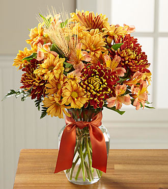 Ftd Autumn Roads Bouquet Same Day Delivery Flowers Fast