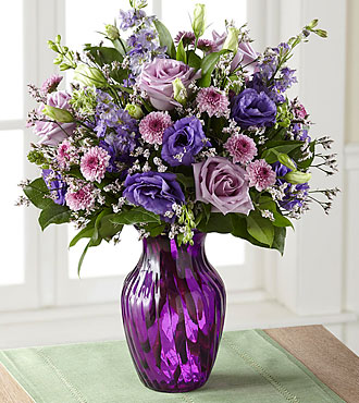 FTD Blooming Visions Bouquet - DELUXE