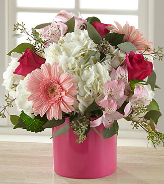 FTD Sweet Beginnings Bouquet - B22-5150