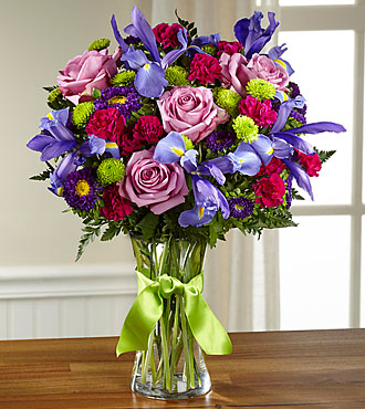FTD Share My World Bouquet - PREMIUM