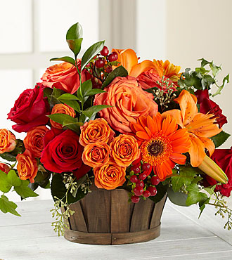 FTD Nature's Bounty Bouquet - DELUXE