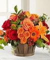 Ftd Natures Bounty Bouquet Deluxe