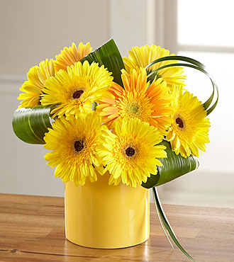 FTD Sunny Surprise Bouquet - C5-5156