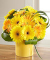 Image of Premium version for FTD Sunny Surprise Bouquet