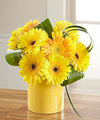 Image of Standard version for FTD Sunny Surprise Bouquet