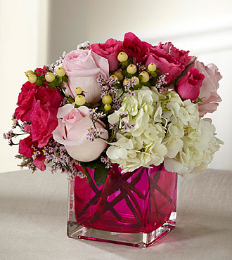 FTD Love In Bloom Bouquet