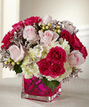 Image of Premium version for FTD Love In Bloom Bouquet