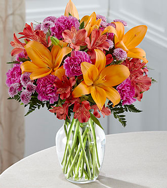 FTD Light of My Life Bouquet - PREMIUM