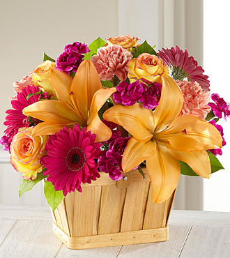 FTD Happiness Bouquet - DELUXE