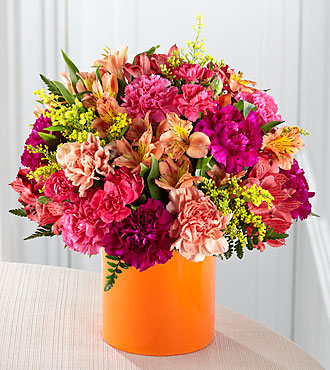 FTD All Is Bright Bouquet - DELUXE