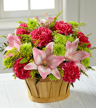 FTD Soft Persuasion Bouquet - DELUXE