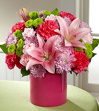 FTD Sweetness & Light Bouquet - C10-5172