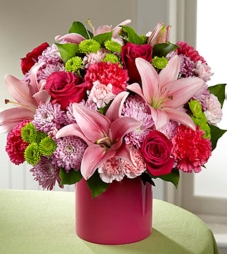 FTD Sweetness & Light Bouquet - PREMIUM