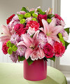 Image of Premium version for FTD Sweetness & Light Bouquet