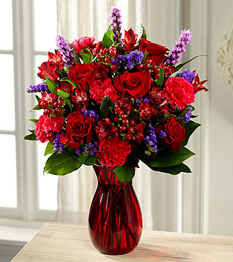 FTD Love is Grand Bouquet - DELUXE