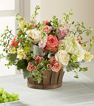 FTD Bountiful Garden Bouquet - C3-5179
