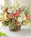 Image of Premium version for FTD Bountiful Garden Bouquet