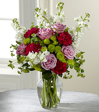 FTD Blooming Embrace Bouquet - DELUXE