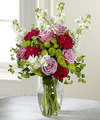 Image of Deluxe version for FTD Blooming Embrace Bouquet