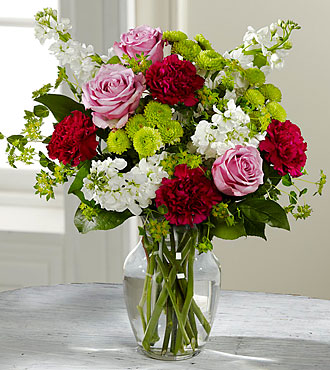 FTD Blooming Embrace Bouquet - C22-5181