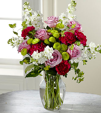 FTD Blooming Embrace Bouquet - PREMIUM