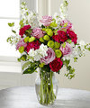 Image of Premium version for FTD Blooming Embrace Bouquet