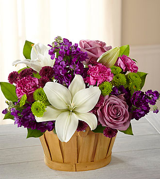 FTD Fresh Focus Bouquet - DELUXE