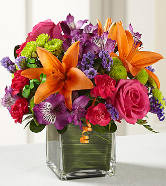 FTD Birthday Cheer Bouquet - D2-5189