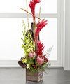 Image of Standard version for FTD Tropical Bright Arrangement