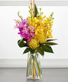 Image of Deluxe version for FTD Touch of Tropics Bouquet