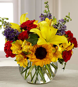 FTD All For You Bouquet