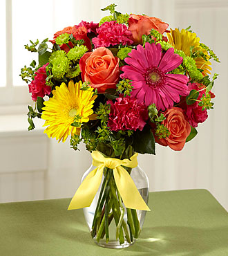 FTD Bright Days Ahead Bouquet - DELUXE