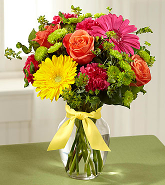 FTD Bright Days Ahead Bouquet - D5-5202