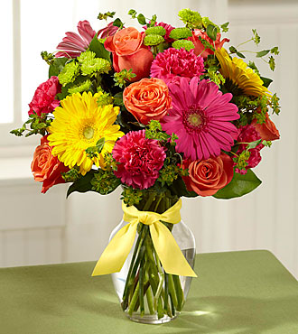 FTD Bright Days Ahead Bouquet - PREMIUM
